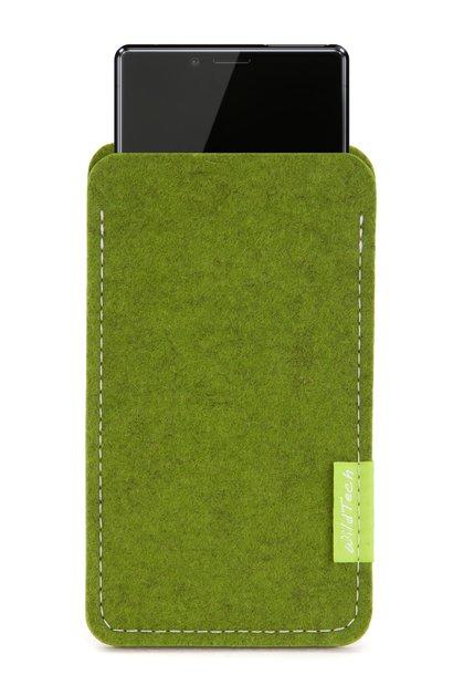 Xperia Sleeve Farn-Green