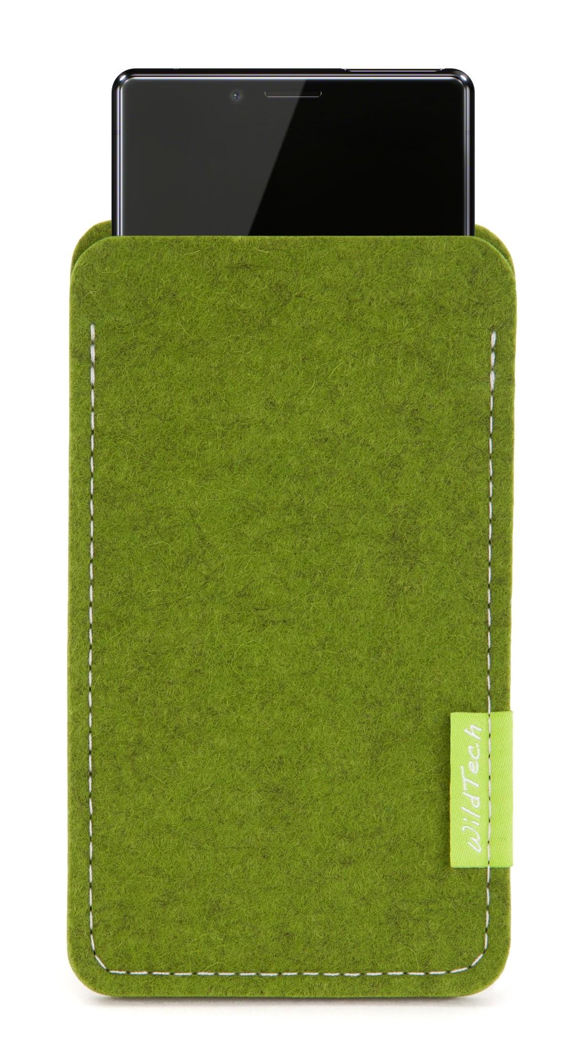 Xperia Sleeve Farn-Green-1