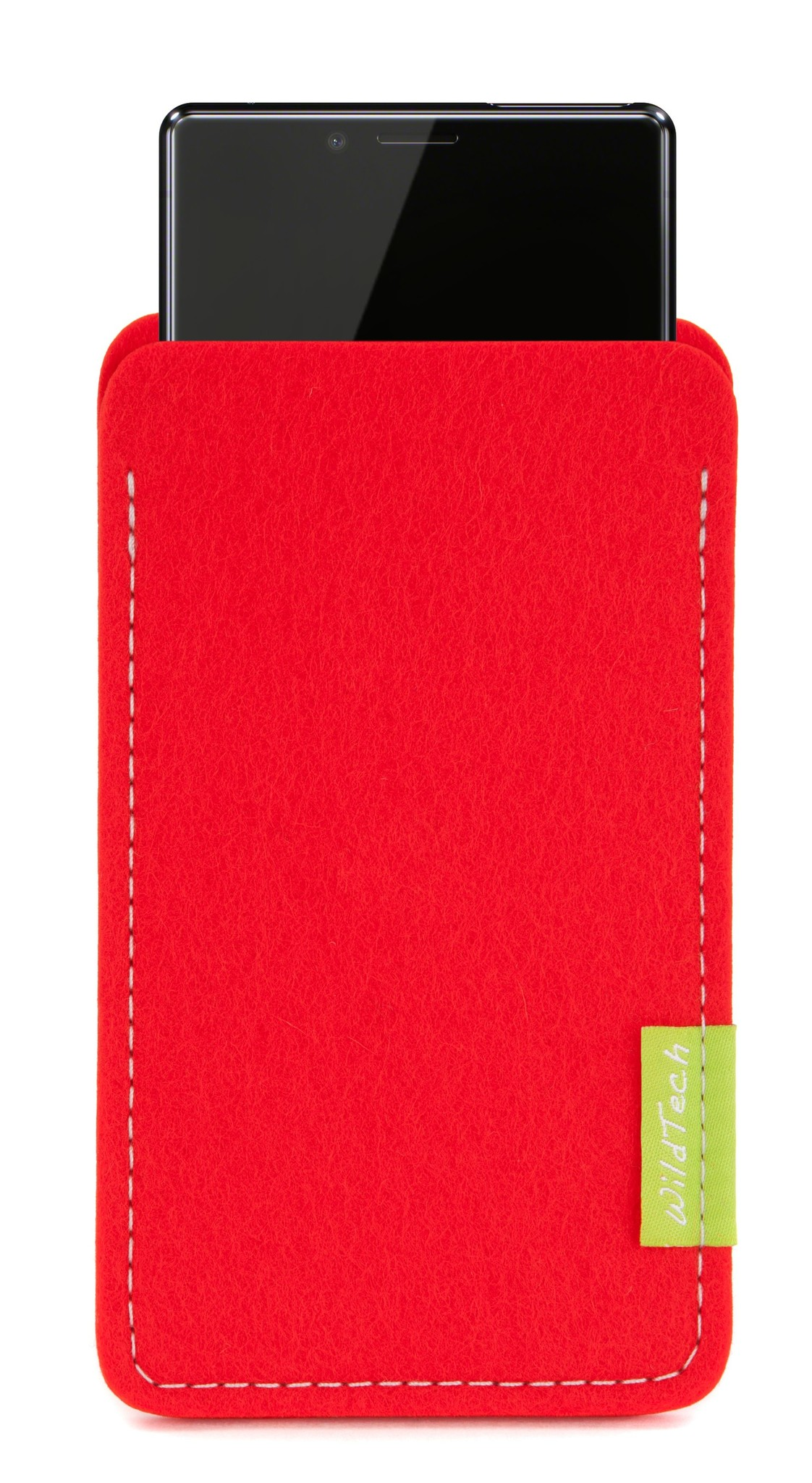 Xperia Sleeve Bright-Red-1