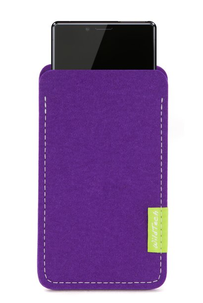 Xperia Sleeve Purple