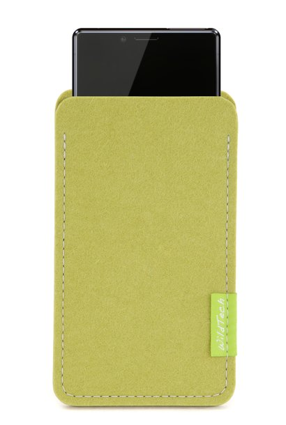 Xperia Sleeve Lime-Green