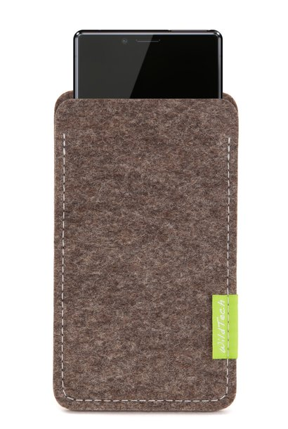Xperia Sleeve Nature-Flecked