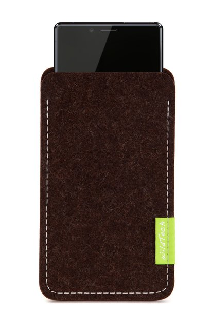 Xperia Sleeve Truffle-Brown