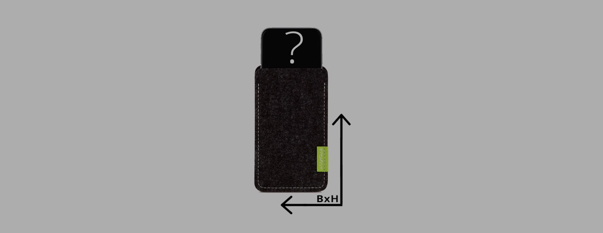 Smartphone Sleeves & Hüllen Individuell