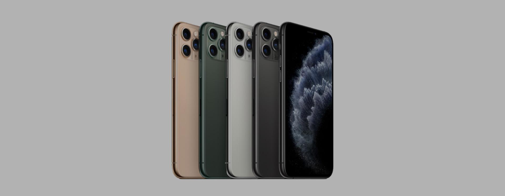 Apple iPhone 11 Pro Sleeves & Hüllen