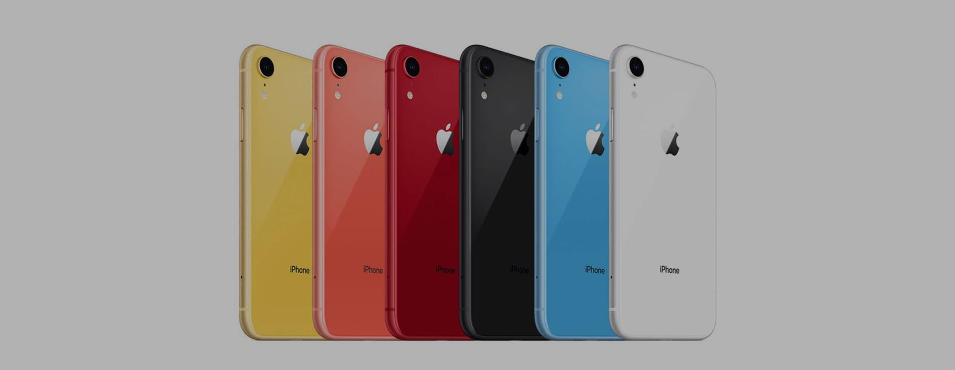Apple iPhone XR Sleeves/Hüllen