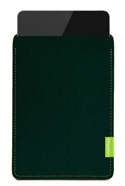 iPad Sleeve Nachtgrün