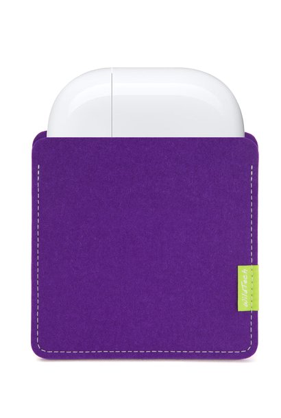 AirPods Sleeve Purple