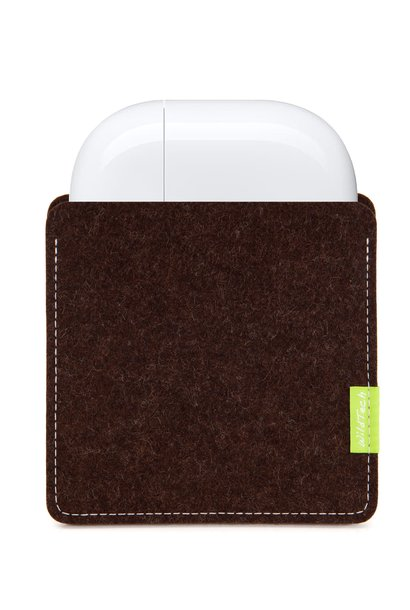 AirPods Sleeve Truffle-Brown