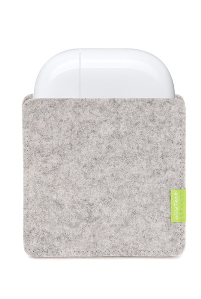 AirPods Sleeve Light-Grey