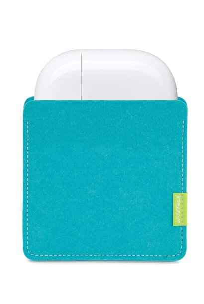 AirPods Sleeve Turquoise
