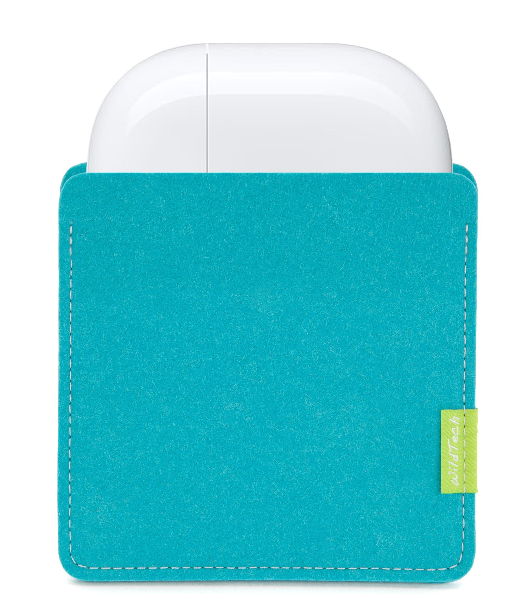 AirPods Sleeve Turquoise-1