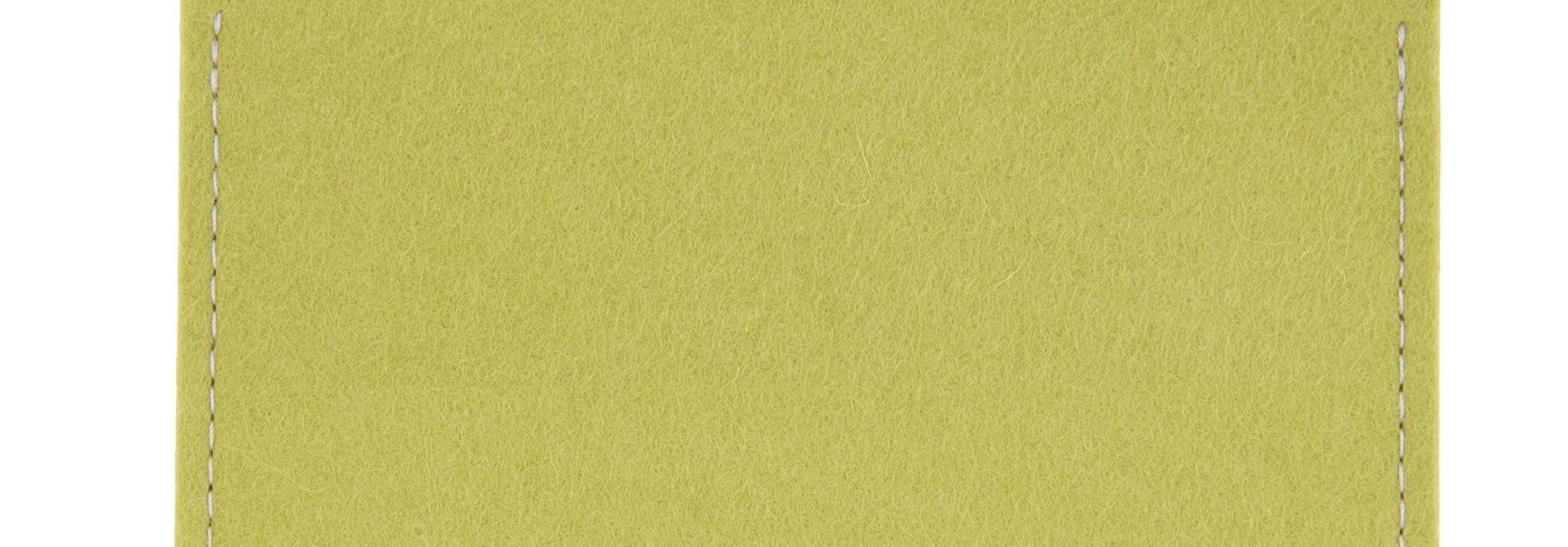 AirPods Sleeve Lindgrün