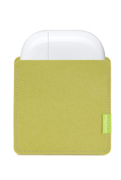 AirPods Sleeve Lime-Green