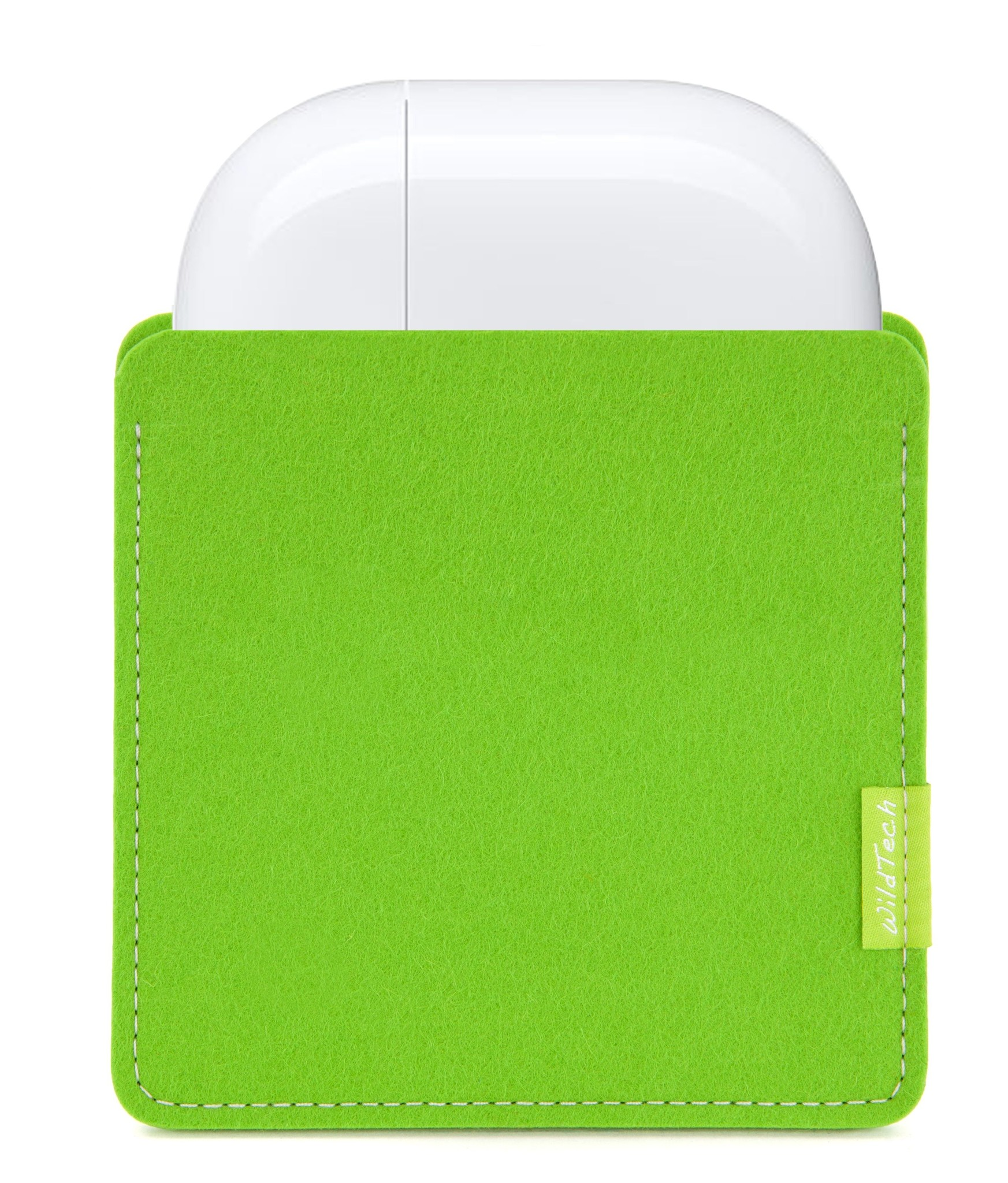 AirPods Sleeve Bright-Green-1