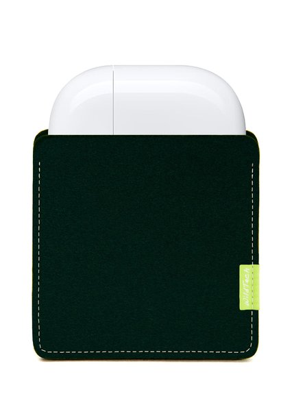 AirPods Sleeve Midnight Green