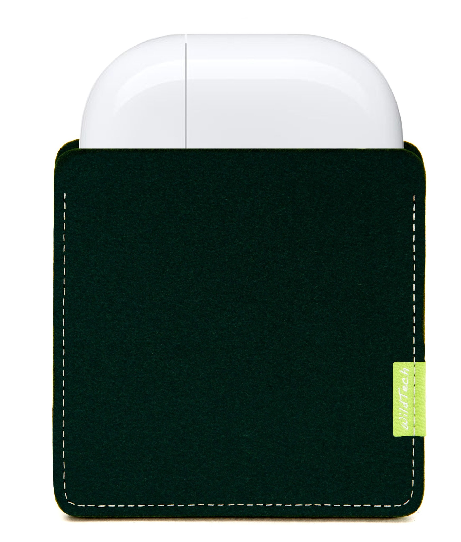 AirPods Sleeve Midnight Green-1