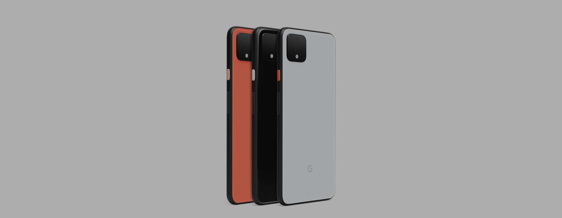 Google Pixel 4 / 4XL Sleeves & Hüllen