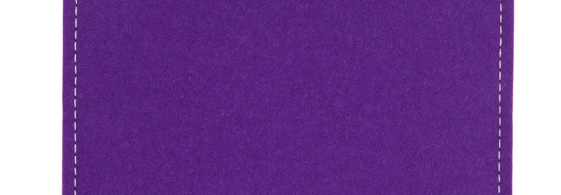 Vision/Page/Shine/Epos Sleeve Lila