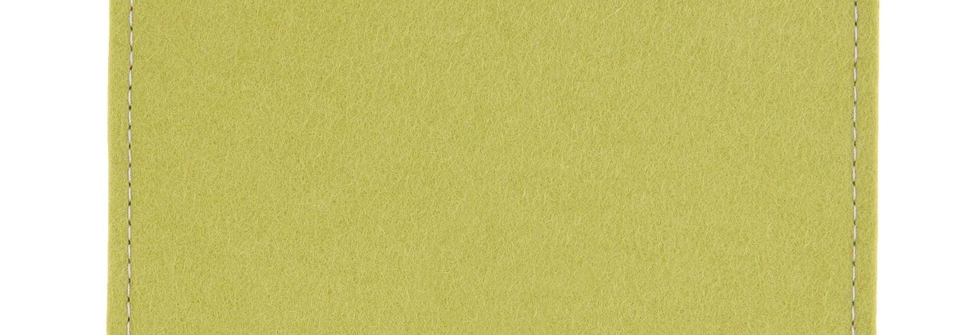 Vision/Page/Shine Sleeve Lindgrün