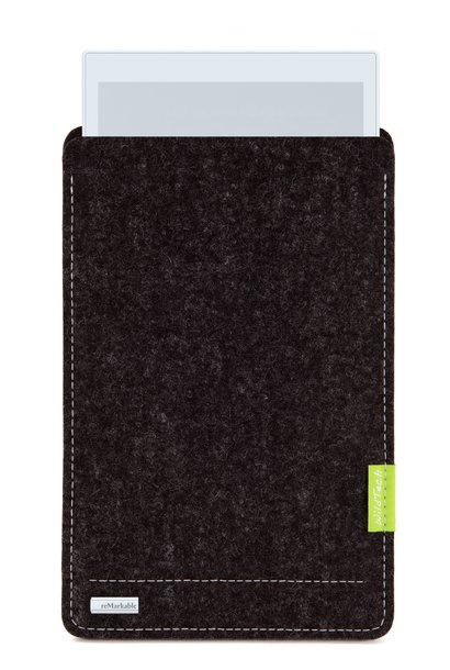 Paper Tablet Sleeve Anthrazit