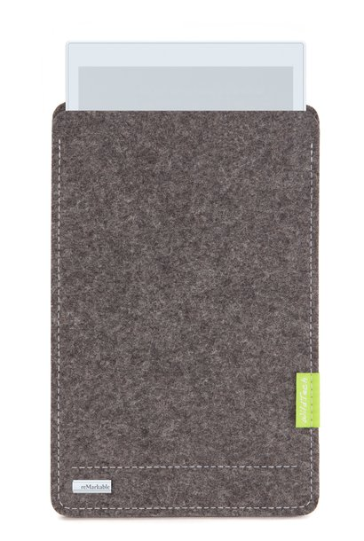 Paper Tablet Sleeve Gray