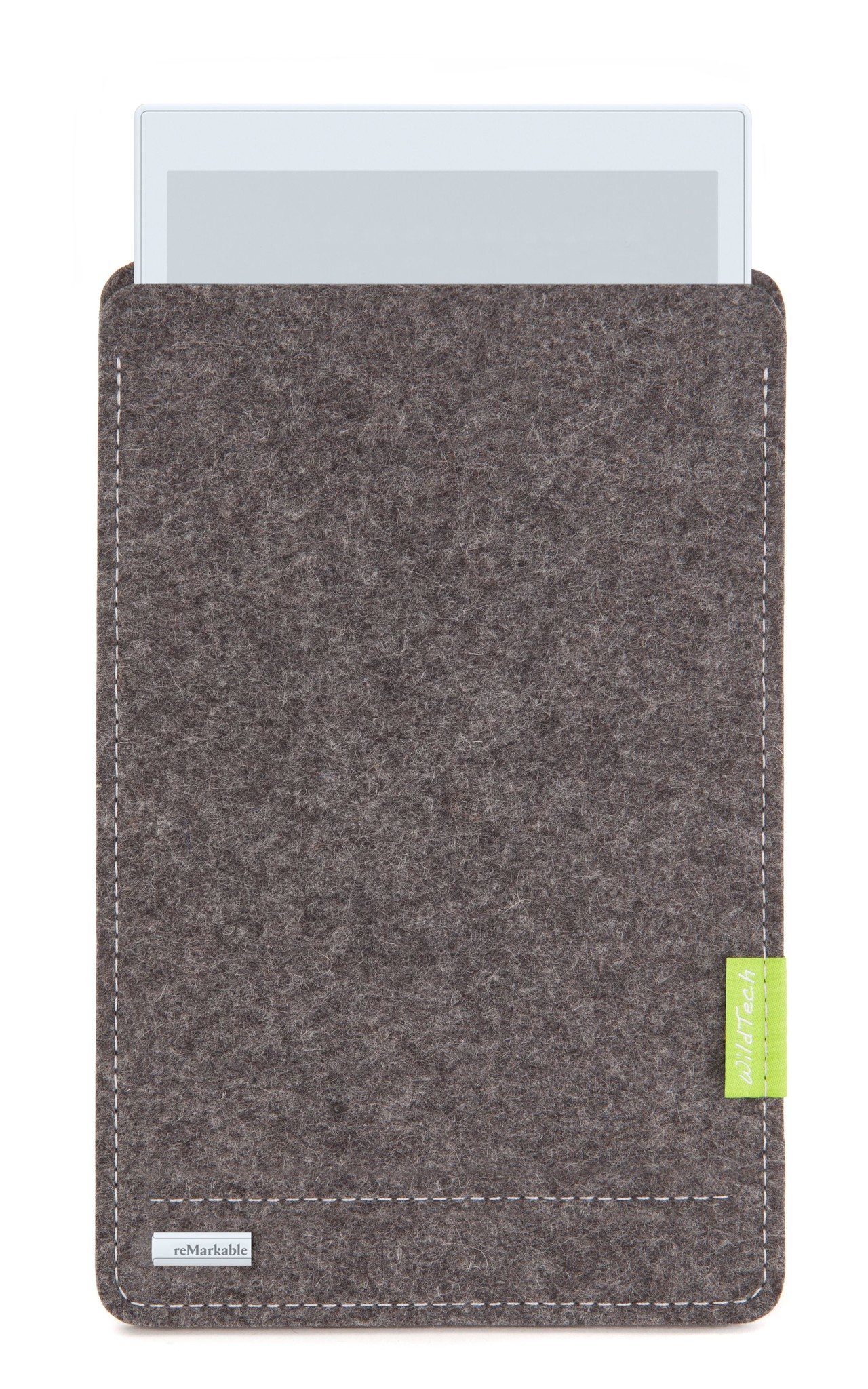 Paper Tablet Sleeve Gray-1