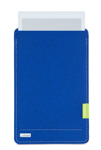Paper Tablet Sleeve Azure