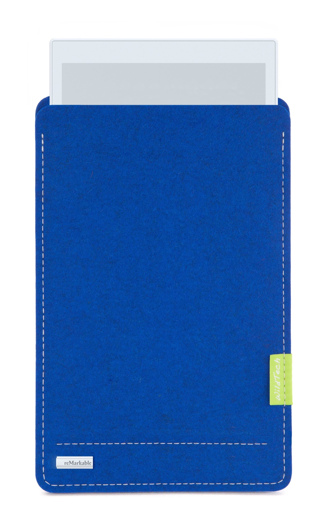 Paper Tablet Sleeve Azure-1
