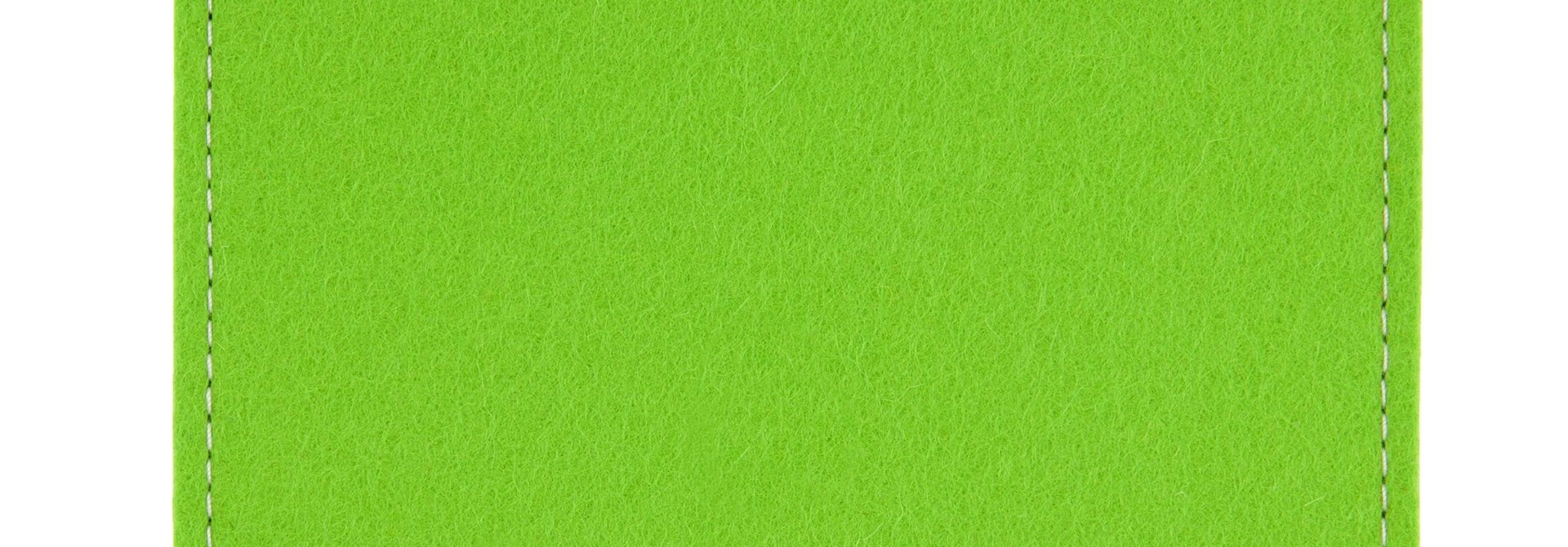 Paper Tablet Sleeve Bright-Green