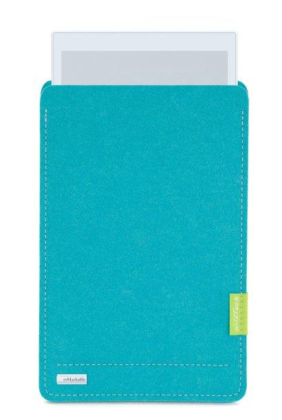 Paper Tablet Sleeve Türkis