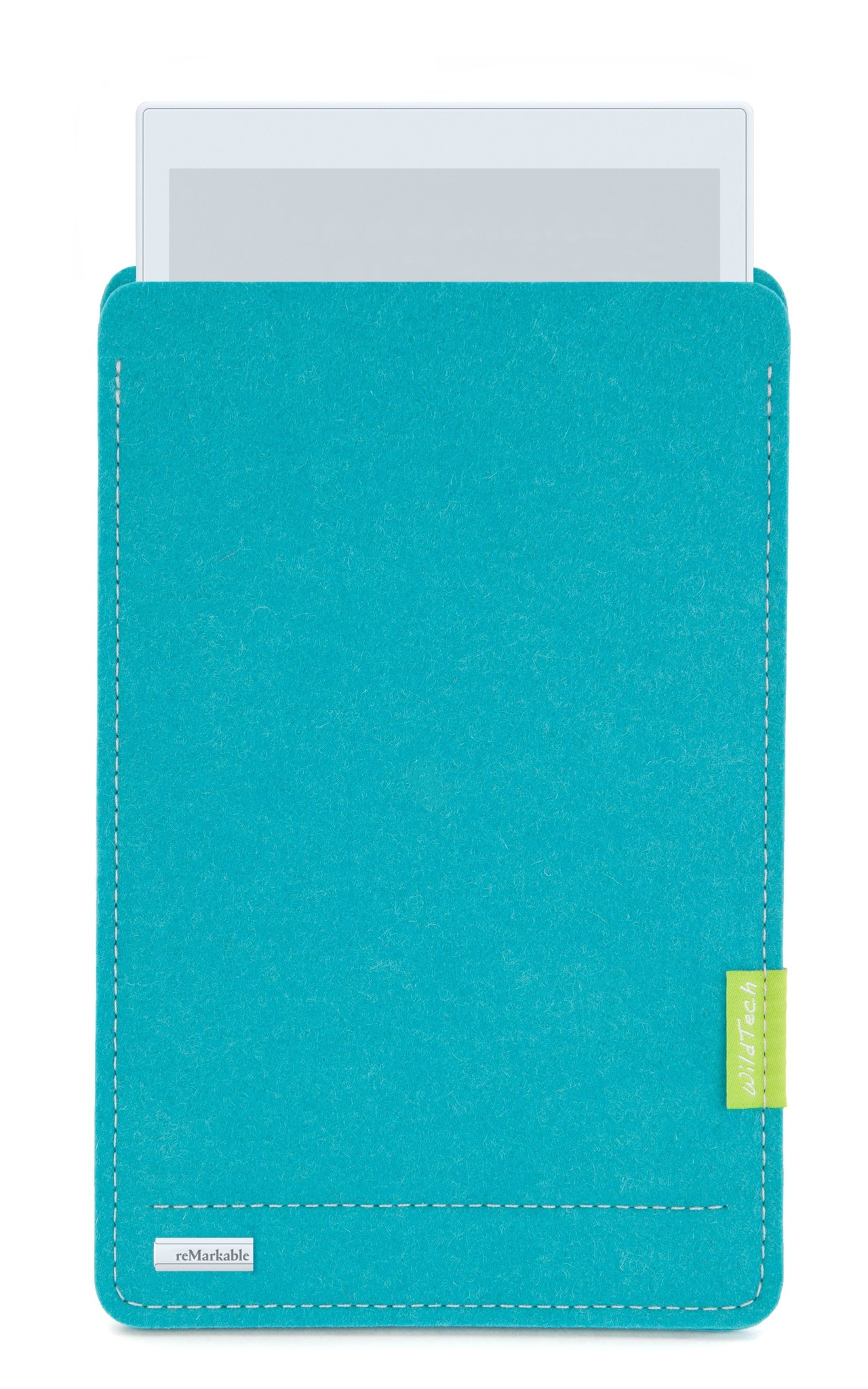 Paper Tablet Sleeve Turquoise-1