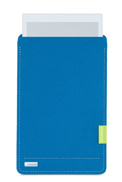 Paper Tablet Sleeve Petrol