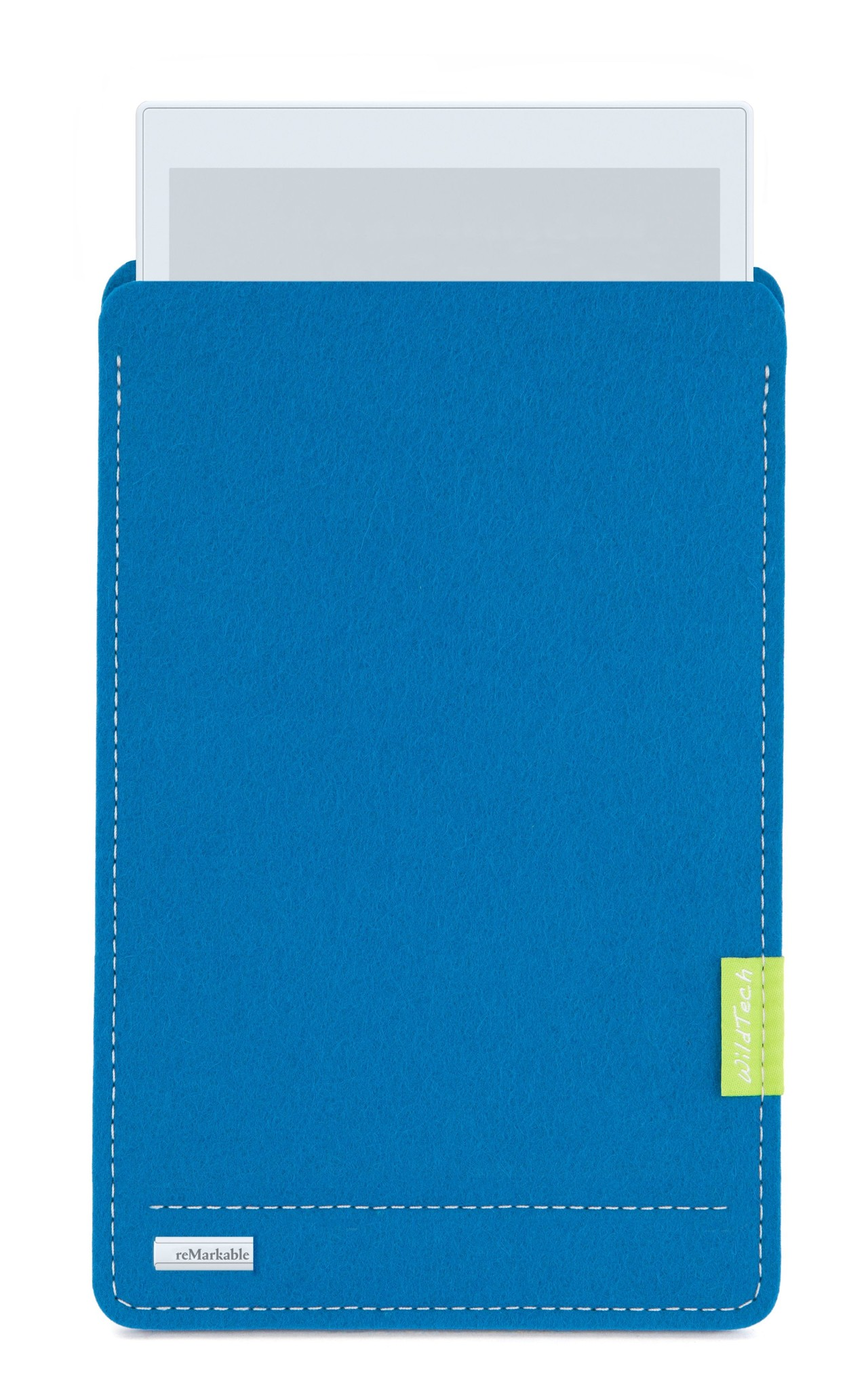 Paper Tablet Sleeve Petrol-1