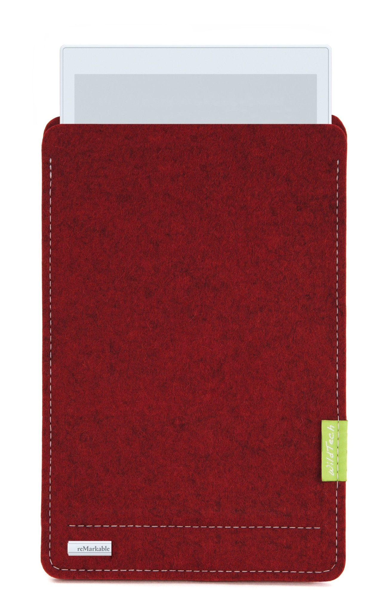 Paper Tablet Sleeve Cherry-1