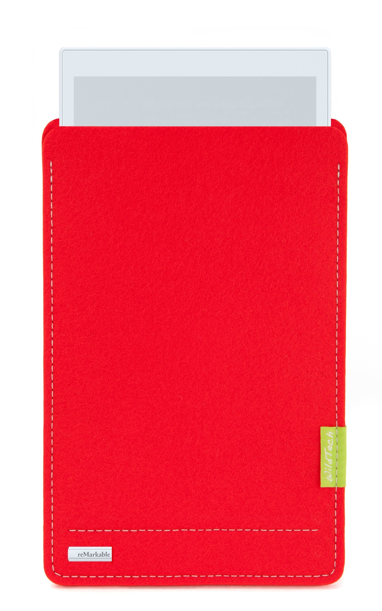 Paper Tablet Sleeve Bright-Red-1
