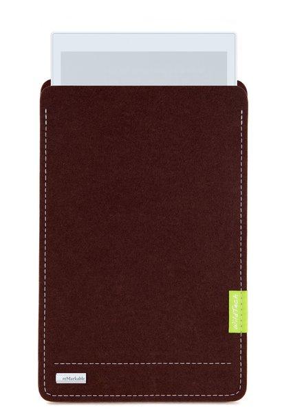 Paper Tablet Sleeve Dark-Brown