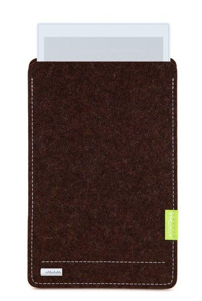 Paper Tablet Sleeve Trüffelbraun