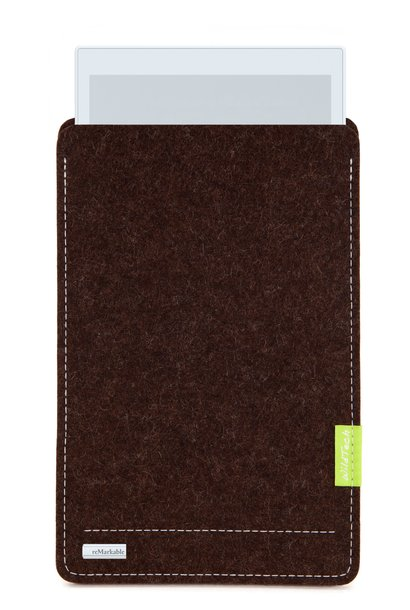 Paper Tablet Sleeve Truffle-Brown