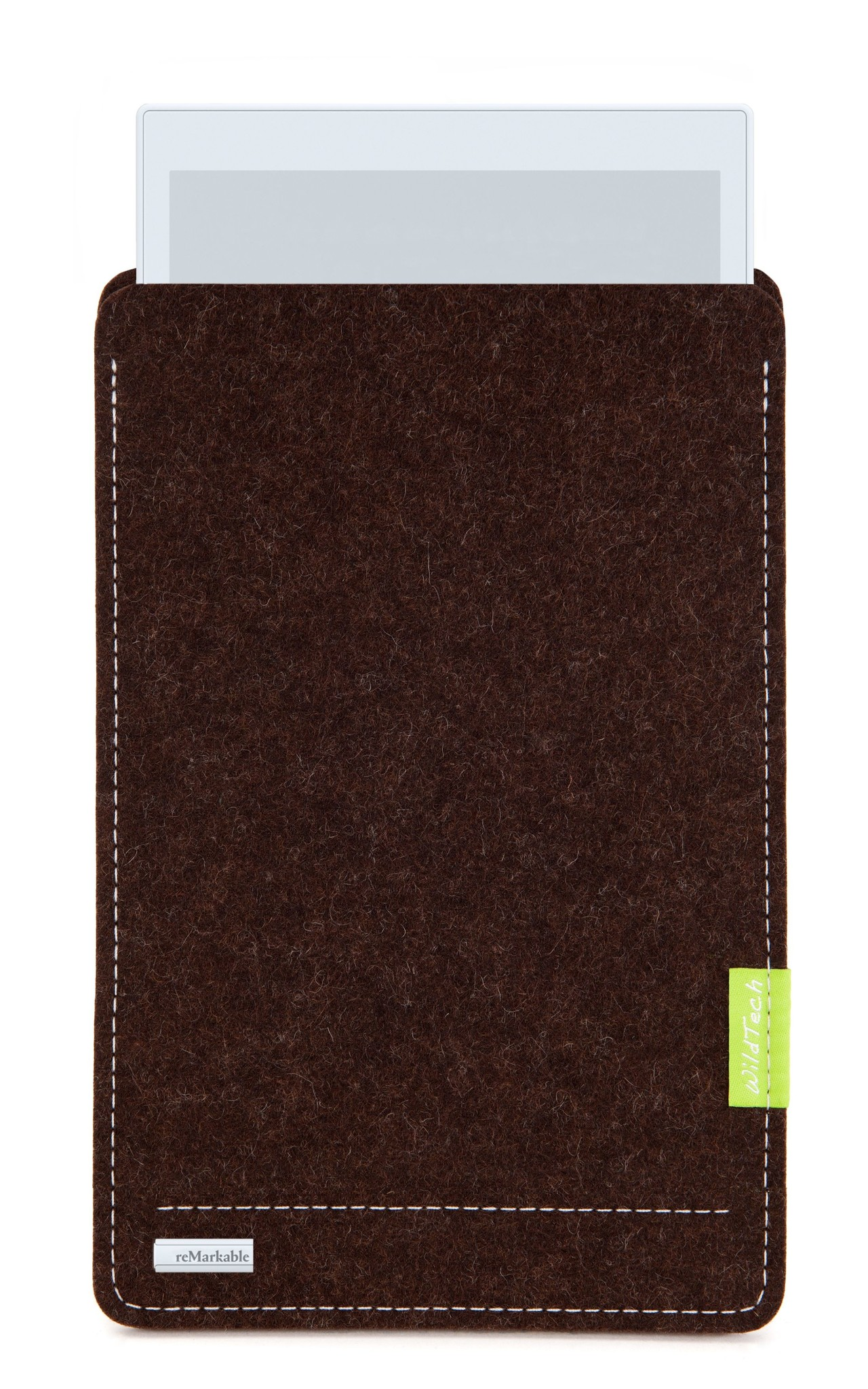 Paper Tablet Sleeve Truffle-Brown-1
