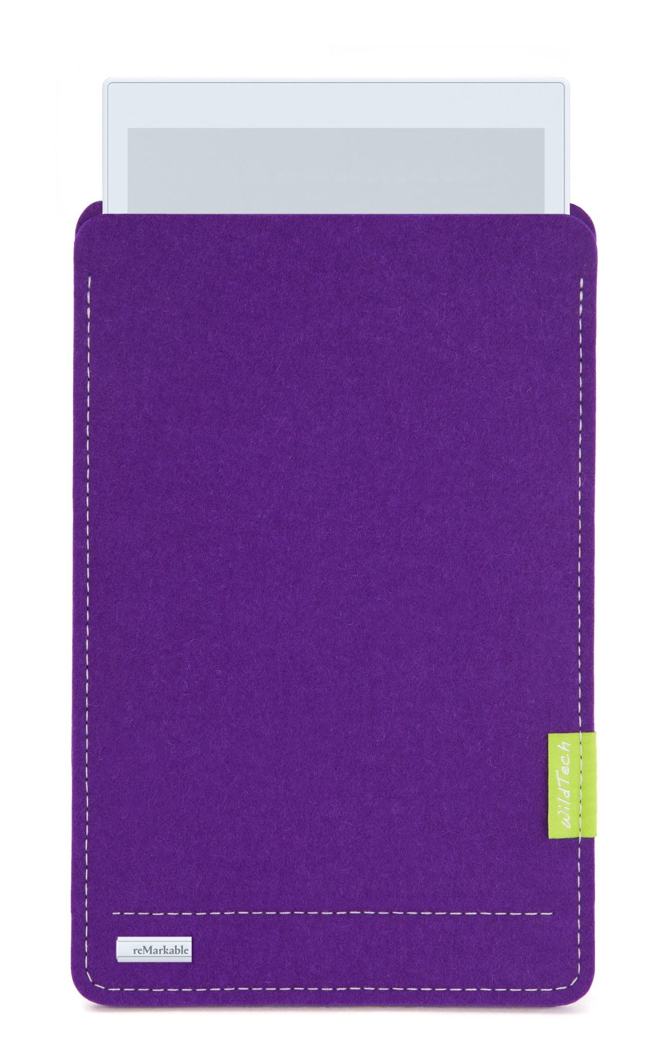 Paper Tablet Sleeve Purple-1