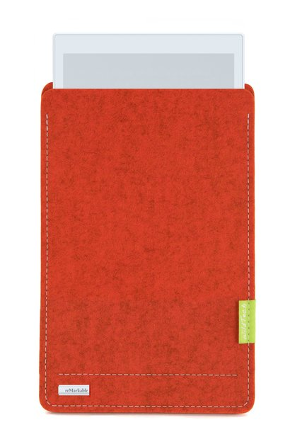 Paper Tablet Sleeve Rust