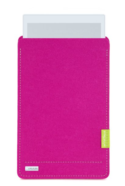 Paper Tablet Sleeve Pink