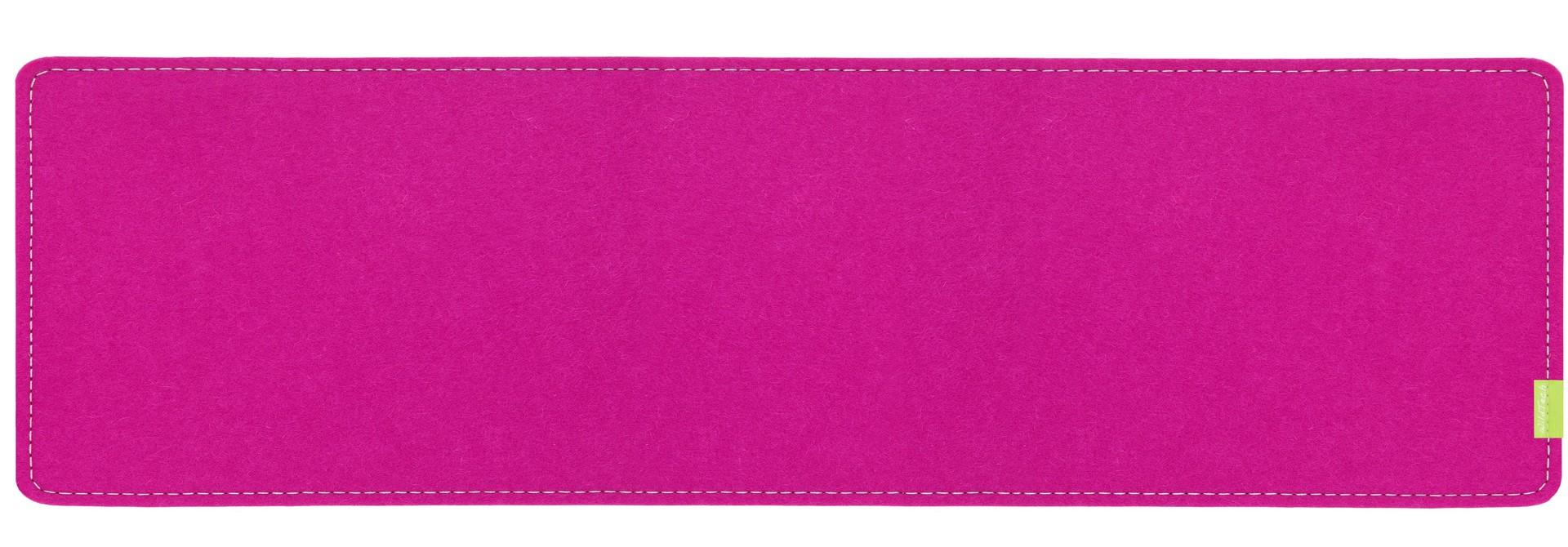 Schreibtischunterlage Pink