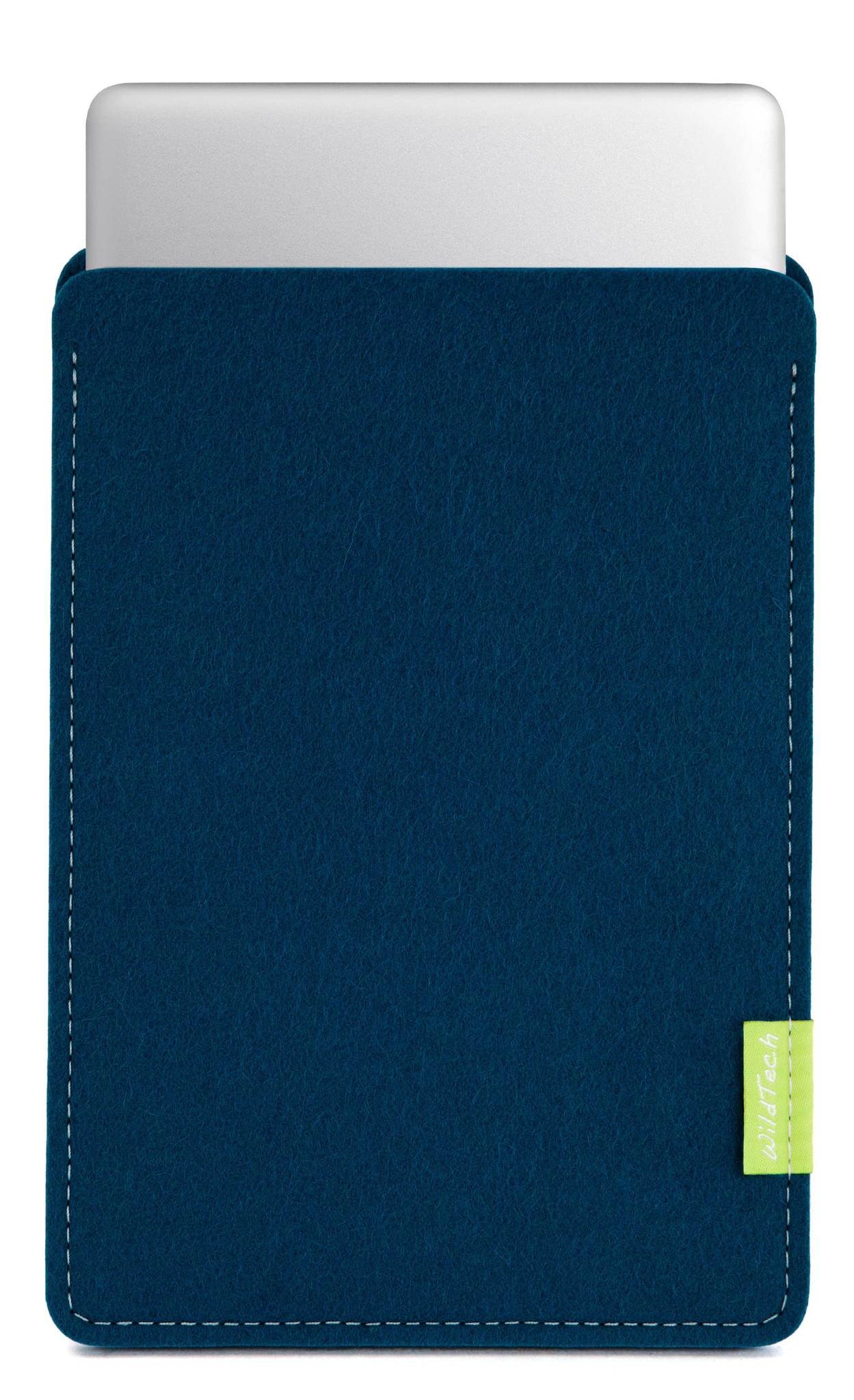 MacBook Sleeve Pazifikblau-1