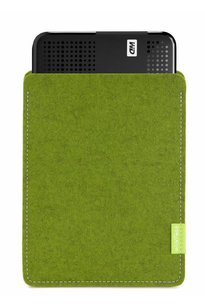 Passport/Elements Sleeve Farn-Green