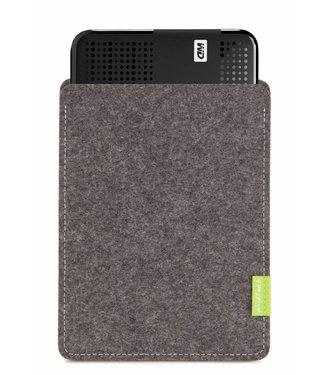 WD Passport/Elements Sleeve Grau
