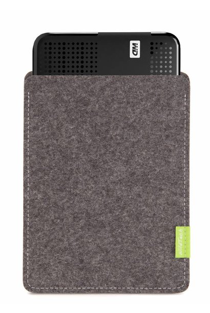 Passport/Elements Sleeve Grau