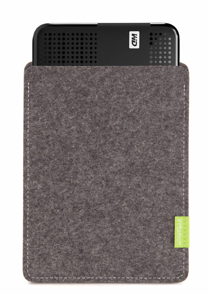 Passport/Elements Sleeve Grey-1