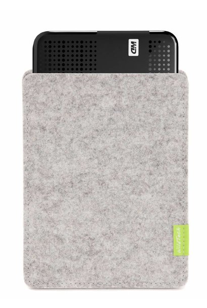 Passport/Elements Sleeve Light-Grey